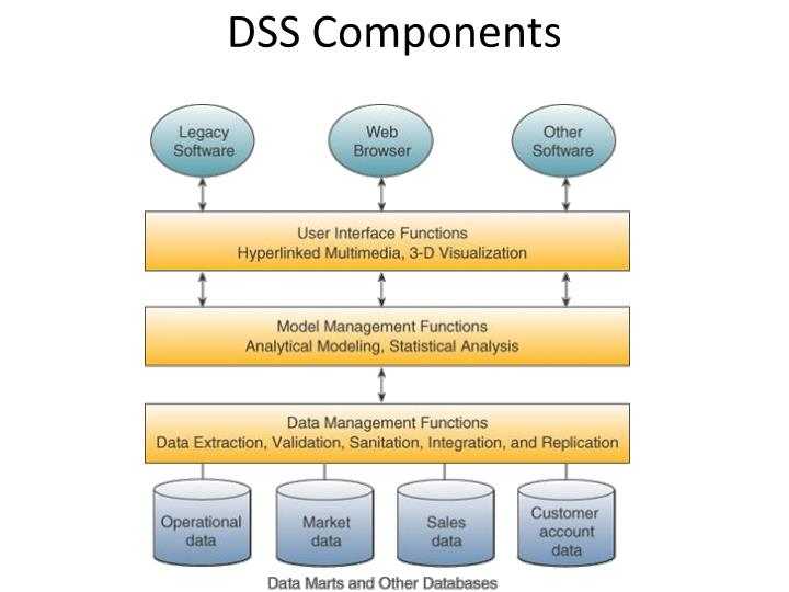 DSS Components