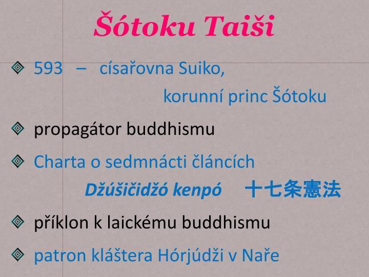 Šótoku Taiši