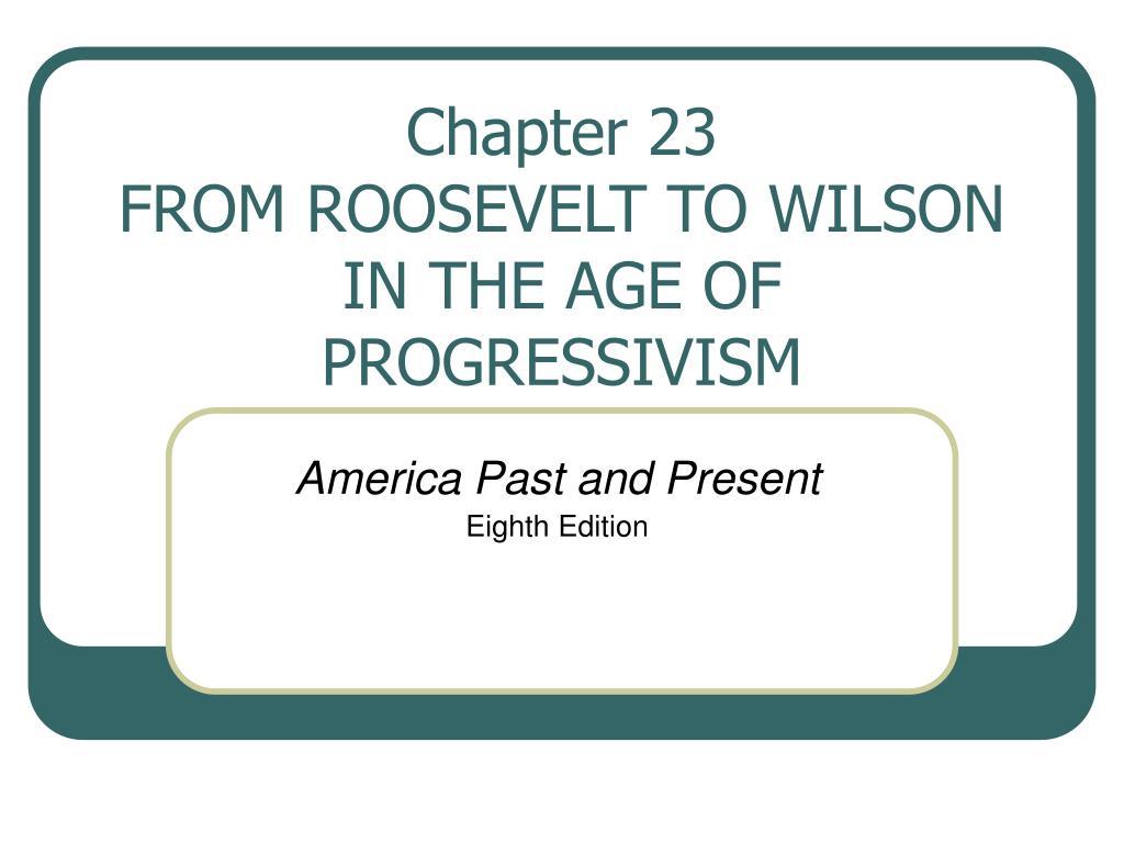 apush 8th edition chapter 23