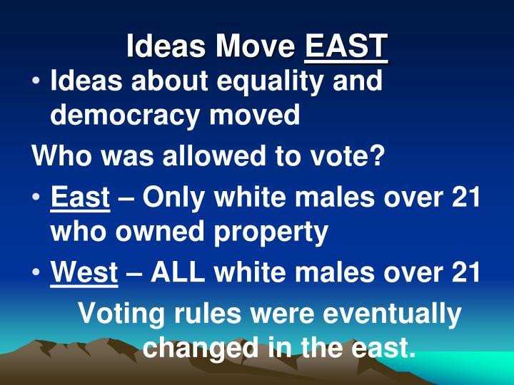 Ideas Move