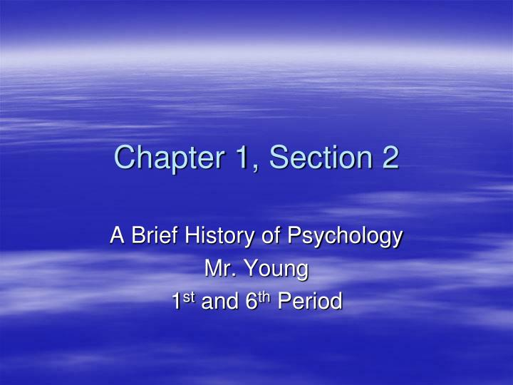 social psychology chapter 1 2 Study flashcards on social psychology: chapter 1 at cramcom quickly memorize the terms, phrases and much more cramcom makes it easy to get the grade you want.
