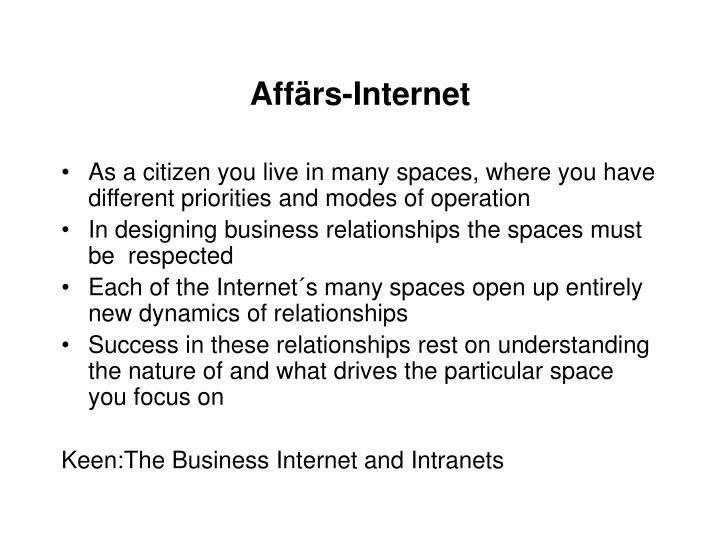 Affärs-Internet