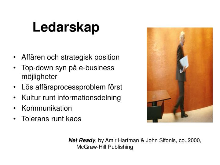 Ledarskap