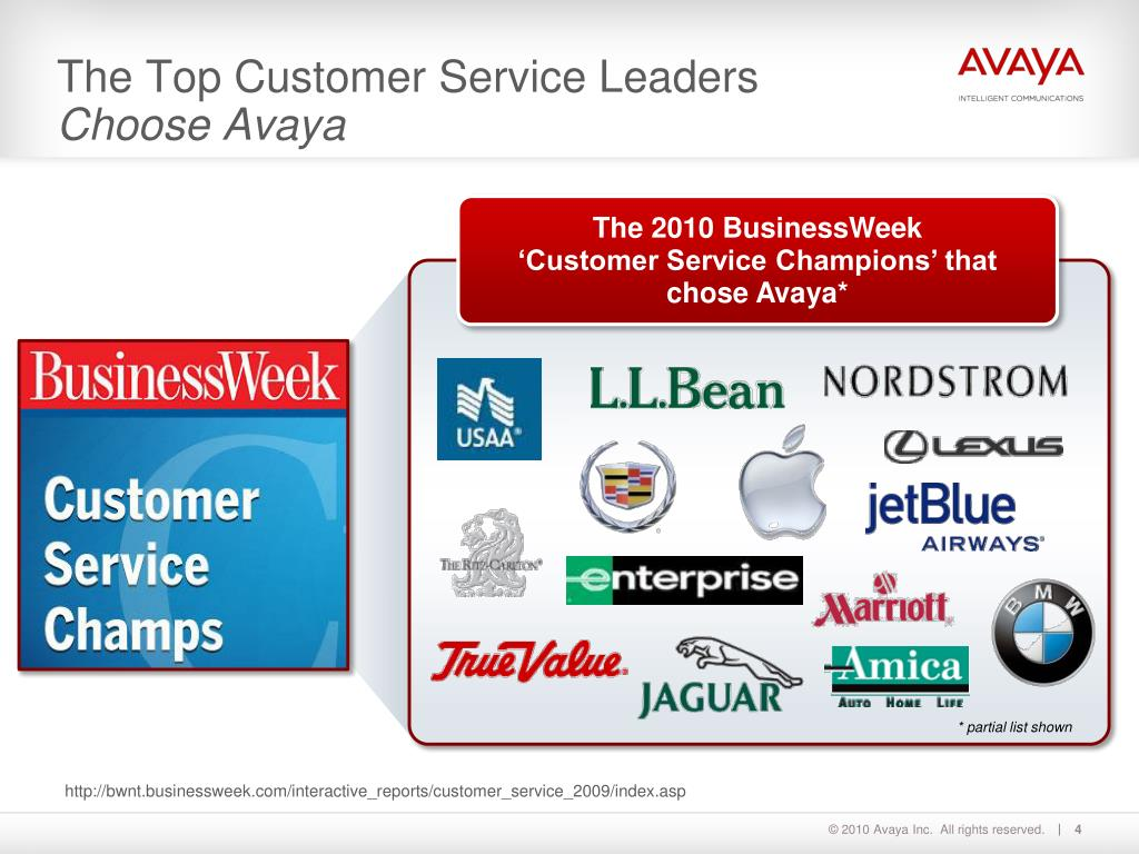 PPT - Avaya Contact Center Next Generation is About … Experience