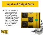 input and output ports5