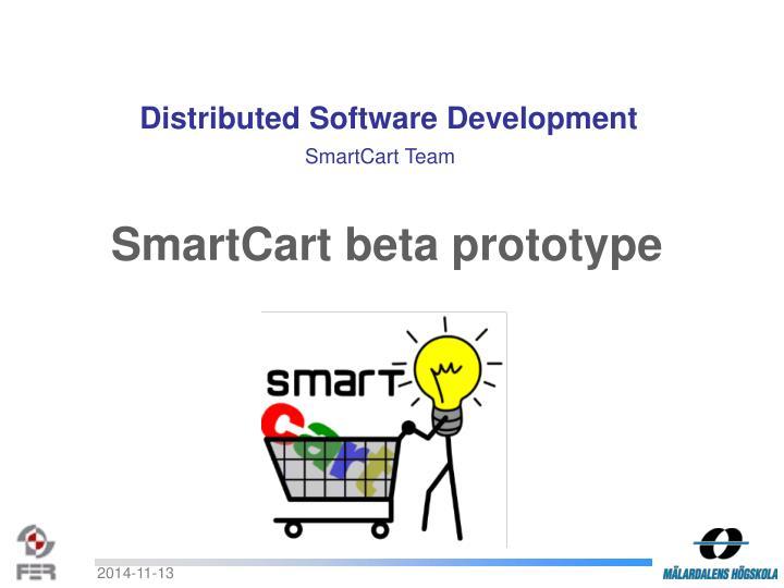 Distributed Software Development