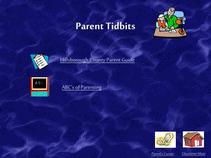 Hillsborough County Parent Guide