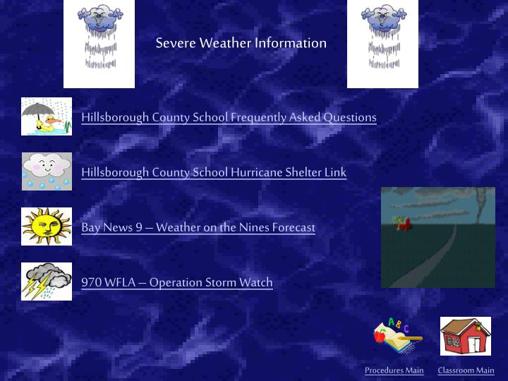 Hillsborough County School Frequently Asked Questions