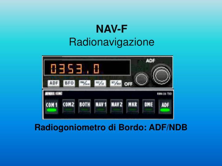 NAV-F