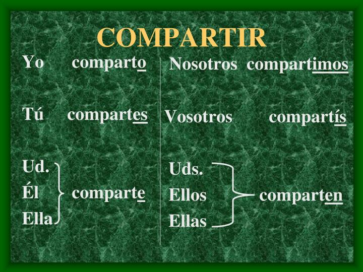 Yo   compart