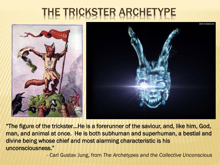 Image result for trickster archetype