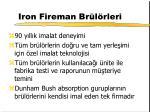 iron fireman br l rleri
