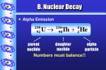 b nuclear decay
