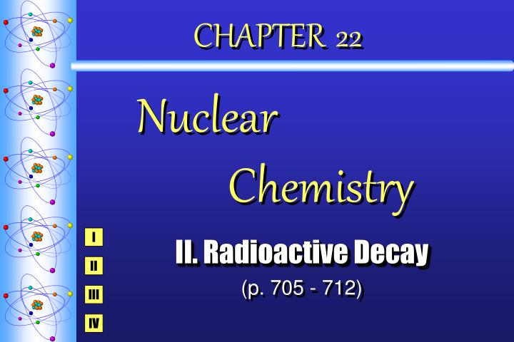 chapter 22 nuclear chemistry n.