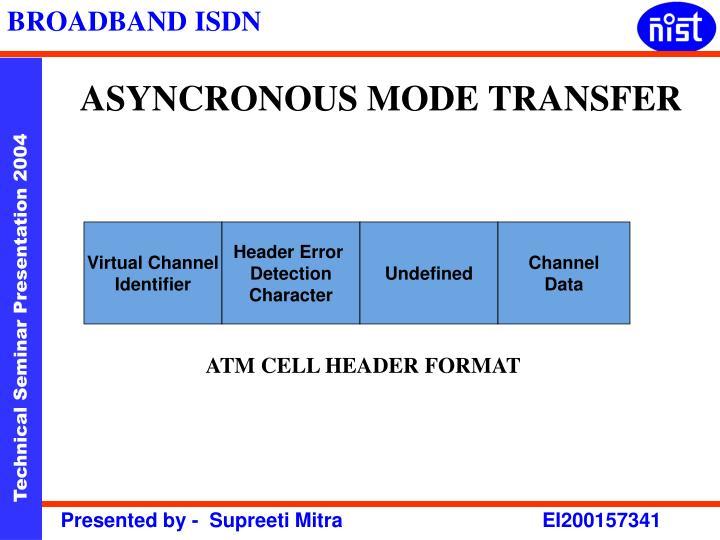 Virtual Channel