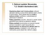 1 da ov syst m slovenska 1 2 osobn d chodov da2