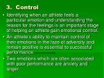 3 control