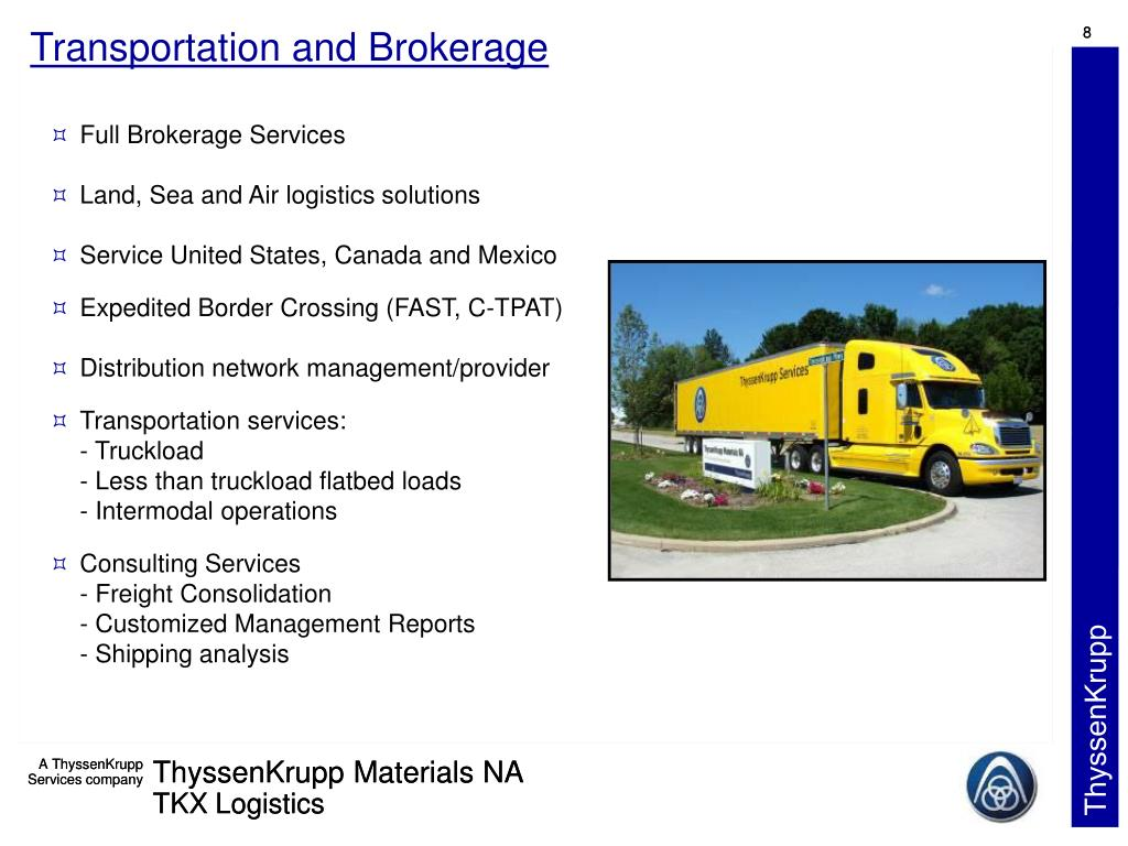 PPT - ThyssenKrupp AG PowerPoint Presentation - ID:6567756