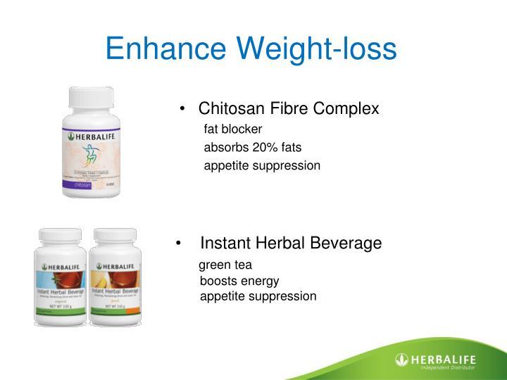Enhance Weight-loss