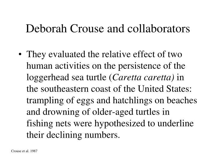 Deborah Crouse