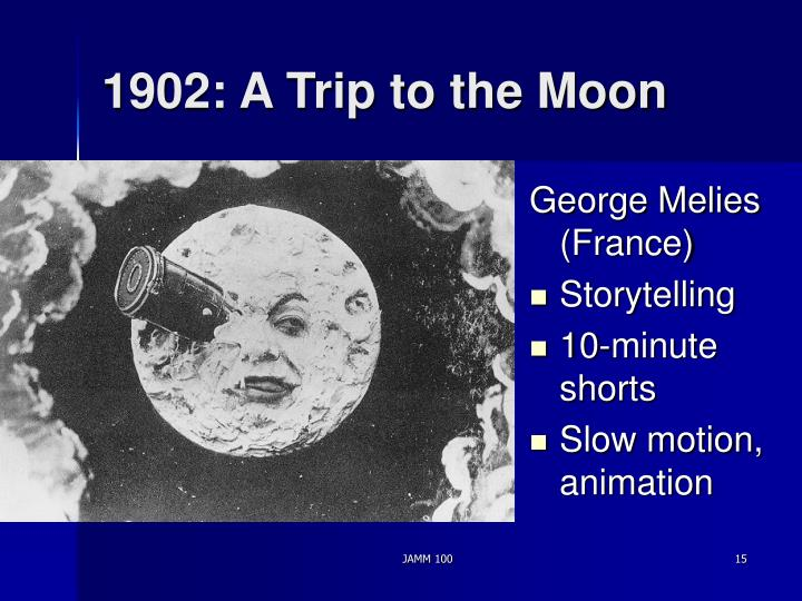 1902: A Trip to the Moon