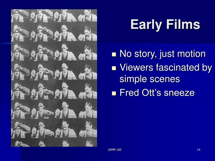 Early Films