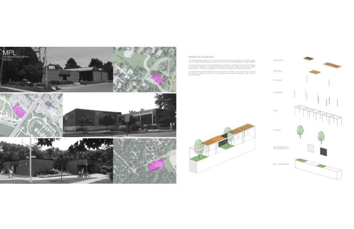 Table of contents mississauga public library project rdh architects