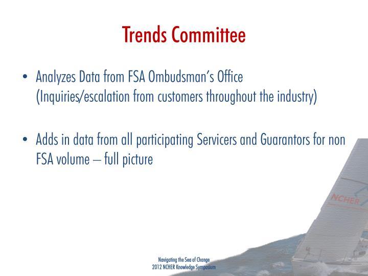 Trends Committee