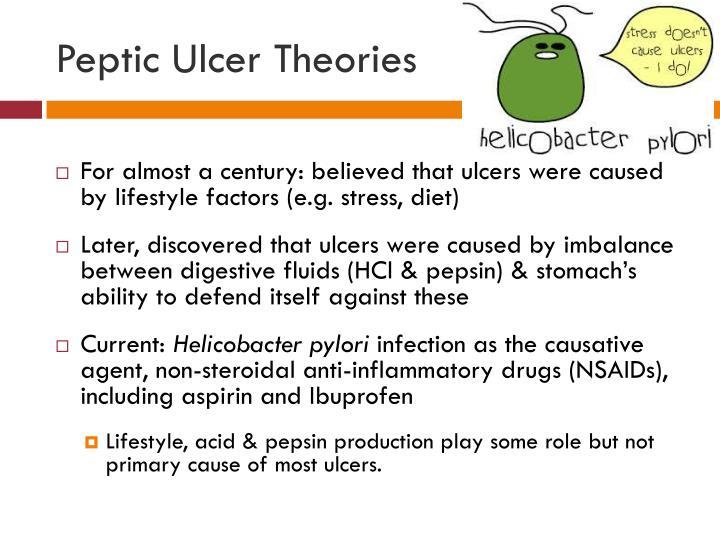 Peptic Ulcer Theories
