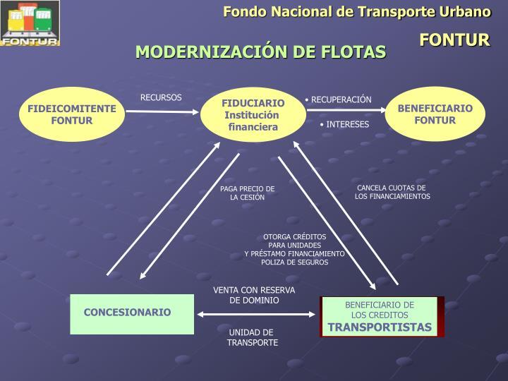 Fondo Nacional de Transporte Urbano