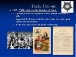 trade unions1