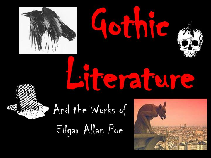essays in gothic literature Professional essays on gothic literature authoritative academic resources for essays, homework and school projects on gothic literature.