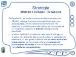 strategia strategie e sviluppo in evidenza