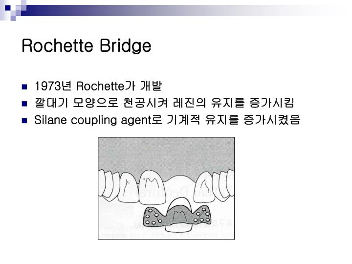 Rochette Bridge