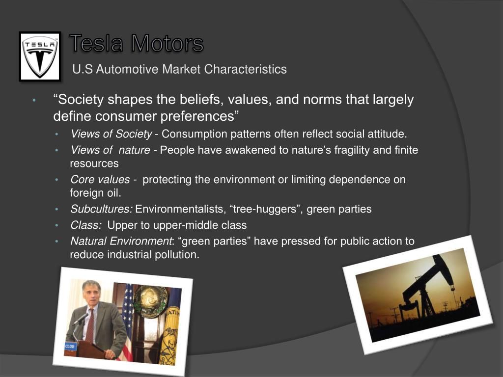 PPT - Tesla Motors PowerPoint Presentation - ID:6573449