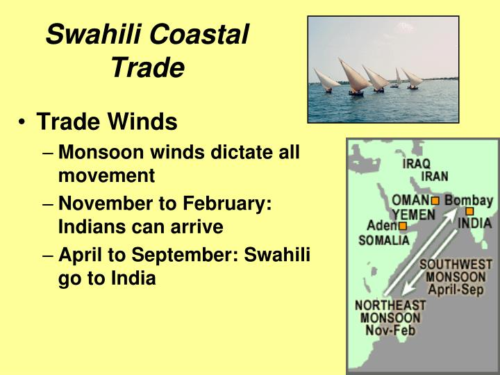 Swahili Coastal Trade