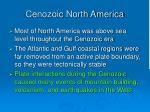 cenozoic north america