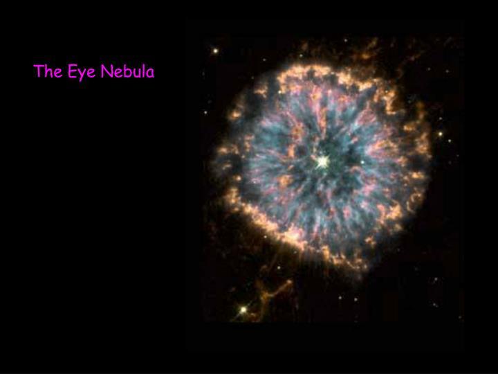 The Eye Nebula