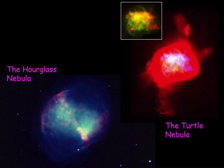 The Hourglass Nebula