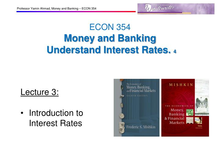 an introduction to interest rates Master thesis in mathematics / applied mathematics an introduction to modern pricing of interest rate derivatives by hossein nohrouzian examenatarbete i.