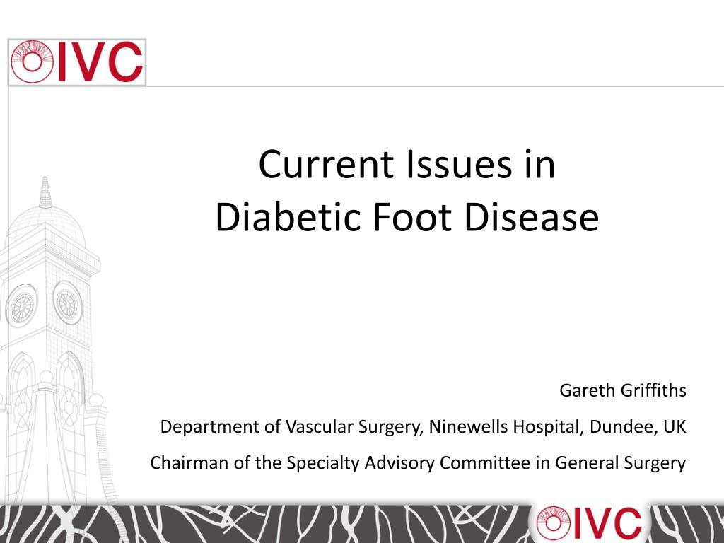 Diabetic foot infections: an update on treatment.