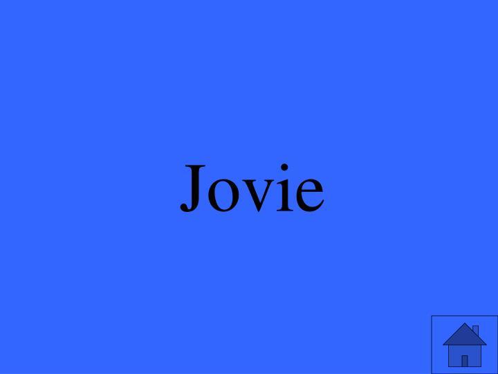 Jovie