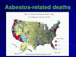 asbestos related deaths