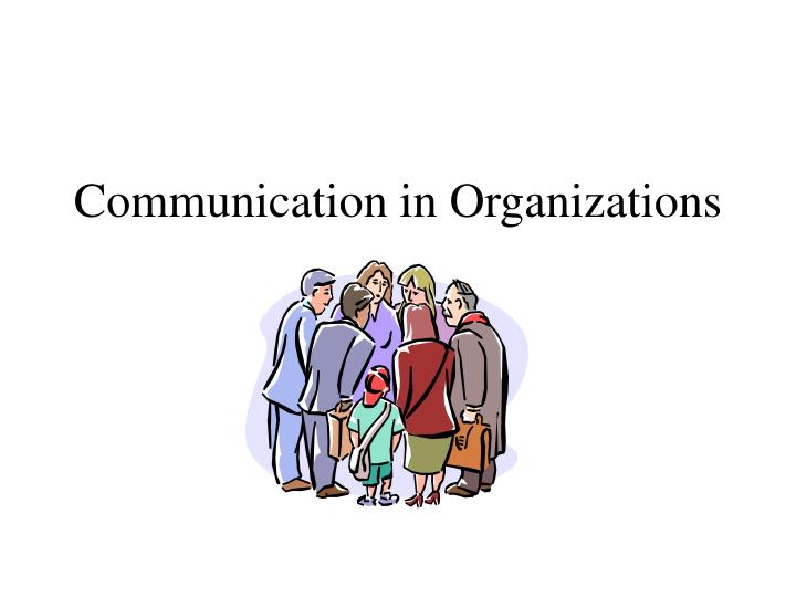 how to support organizational communication Organizational culture is built slowly over time, not with a quick decision or the writing of a big check this is especially critical for the leaders in our organizations the staff sees everything we do.