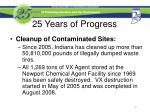 25 years of progress6
