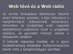web t v s a web r di2