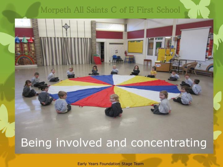 Morpeth All Saints C of E First School
