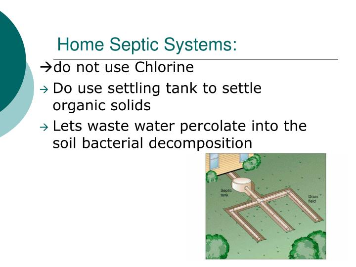 Home Septic Systems: