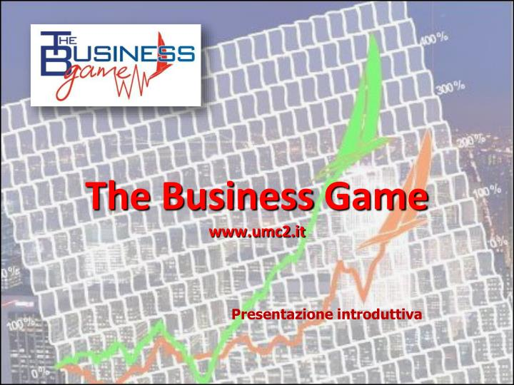 the business game www umc2 it n.