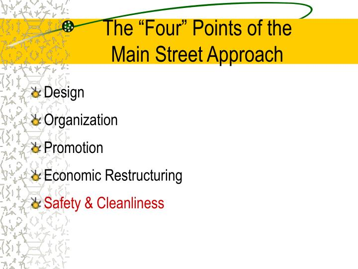"The ""Four"" Points of the"